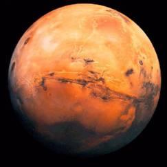 el planeta rojo